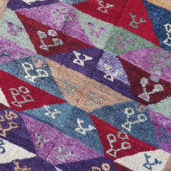 ANATOLIA - KONYA - Karapinar tribal tulu rug