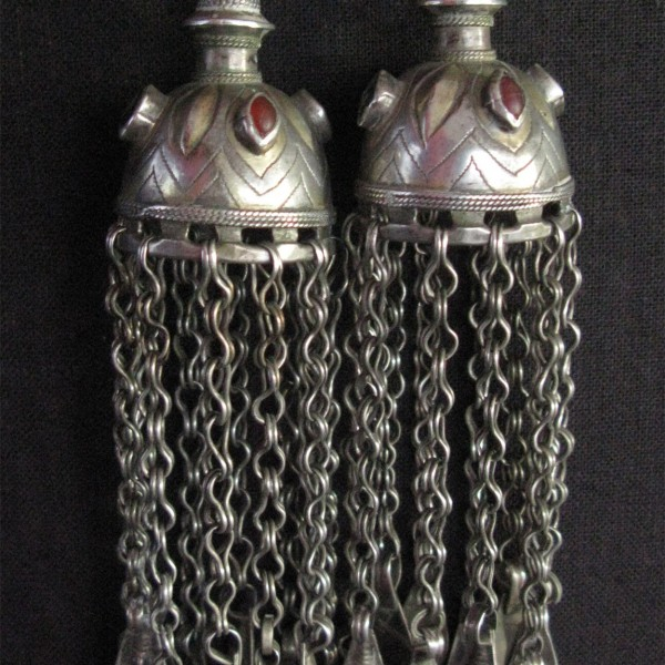 Turkmen - Tekke Tribal Silver Decoration