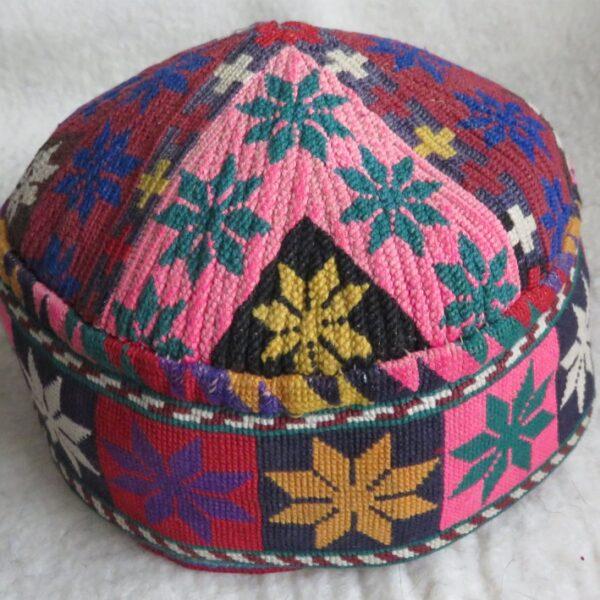 Afghanistan - Lakai tribal hat