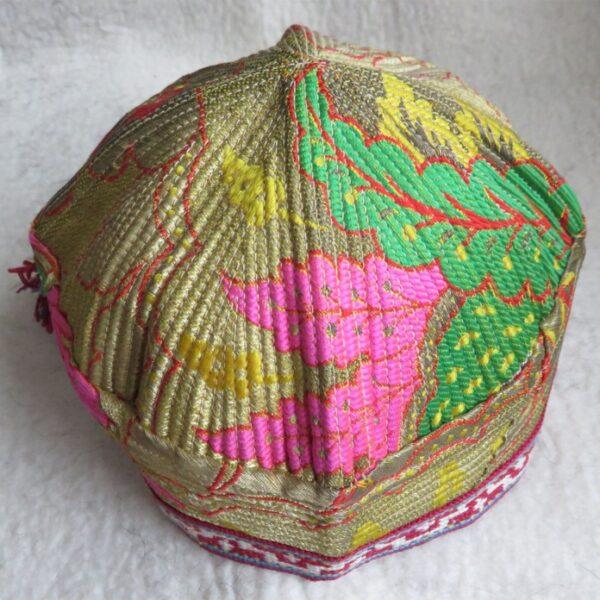 Uzbekistan LAKAI tribal hat