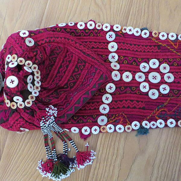Pakistan Swat Valley tribal hat