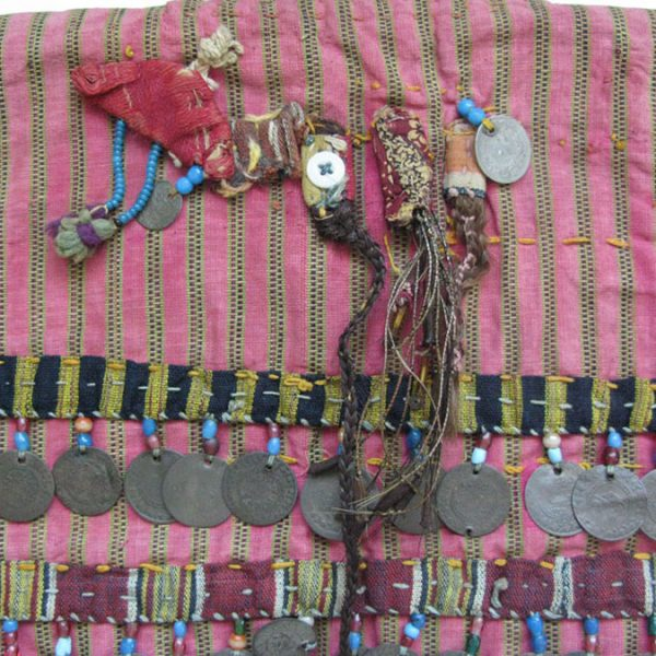 Anatolian Turkmen child's talisman jacket