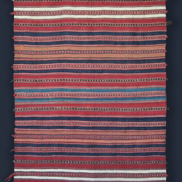 Iran – Mazandaran wool antique kilim