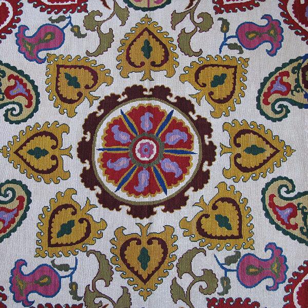 Uzbekistan Shehrisabz Lakai silk embroidery