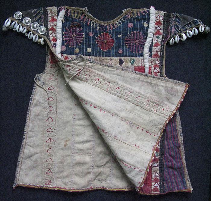 Turkmen Chodor child talismanic Shirt – Kurta