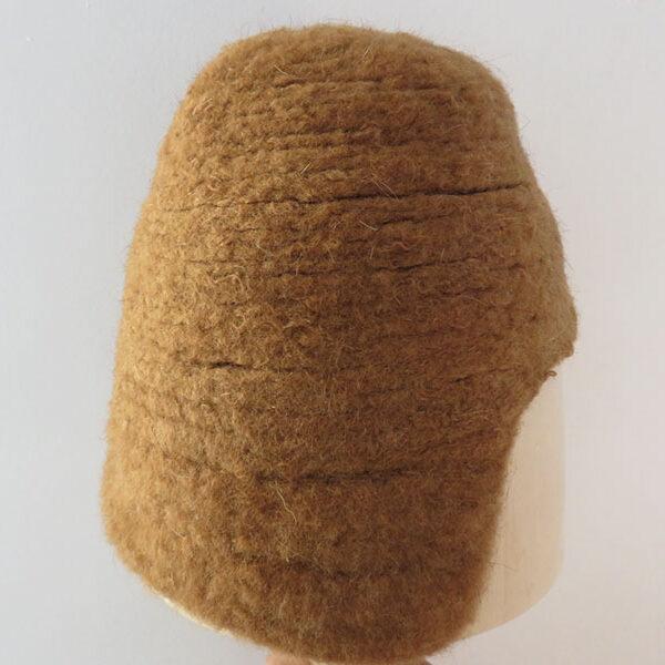 Turkmenistan - Yomud tribal winter hat