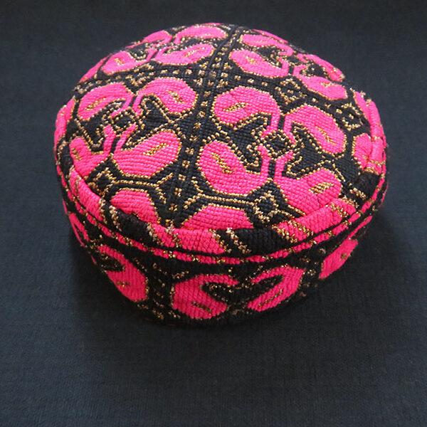 Afghanistan - Lakai tribal woman's skullcap