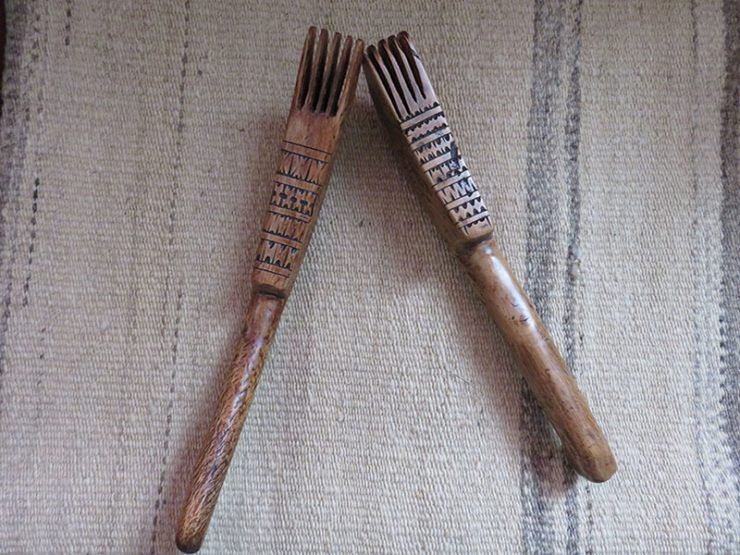 Anatolian – Taurus mountains - Turkmen weaving combs