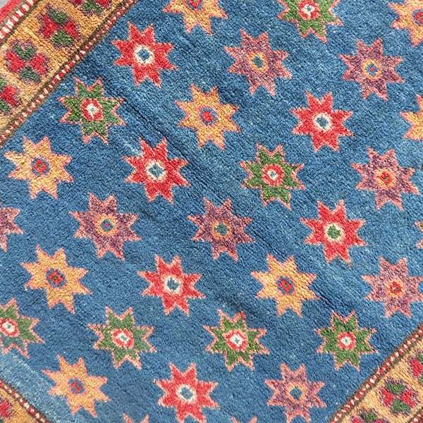 Turkey – Anatolia Bergama region small Dobag rug