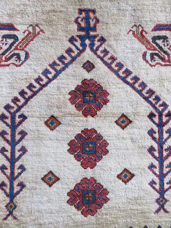Anatolia - Konya Karapinar prayer rug
