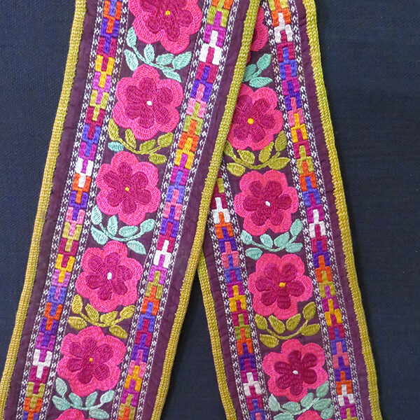 Tajikistan - Lakai ceremonial leggings - Silk Putties