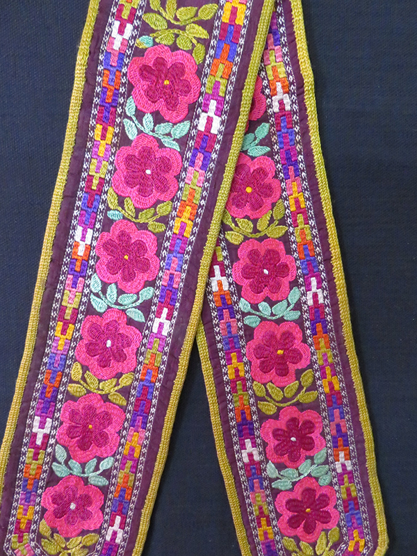 Tajikistan - Lakai ceremonial leggings - Silk Putties