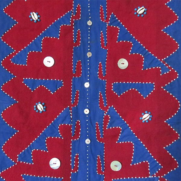 Anatolian – Western Turkey, Turkmen tribal costume wool apron