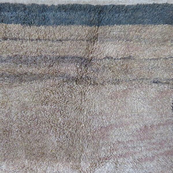Anatolia Konya tribal tulu wool rug