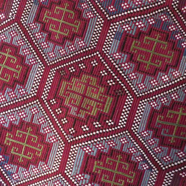 Anatolian - Taurus Mountains Turkmen tribal clothing bag face