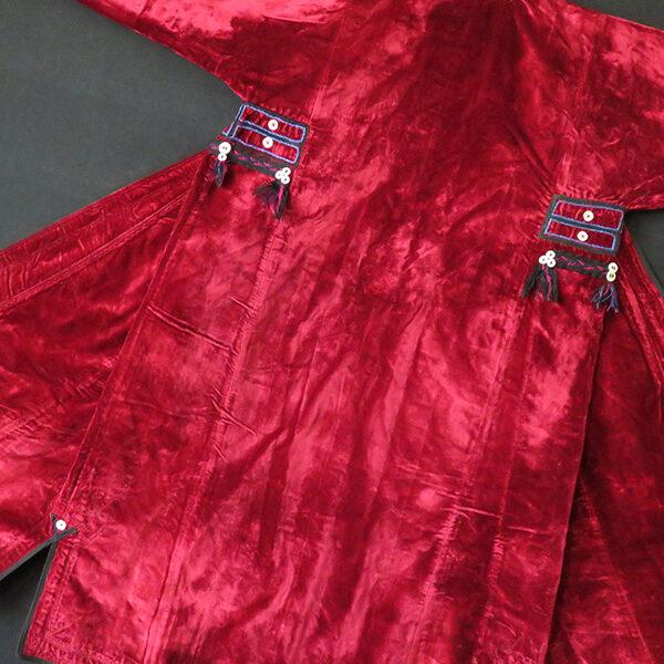 Turkmen antique velvet Chapan – coat