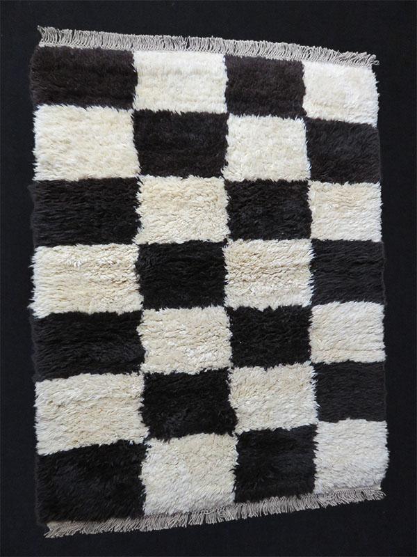 "Anatolian Konya Turkmen tulu ""bedding"" rug"