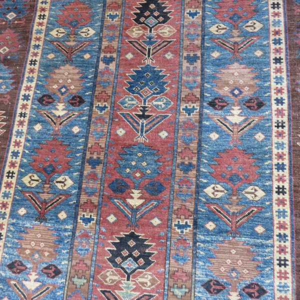 Afghanistan - Turkmen Ersary all wool tribal rug