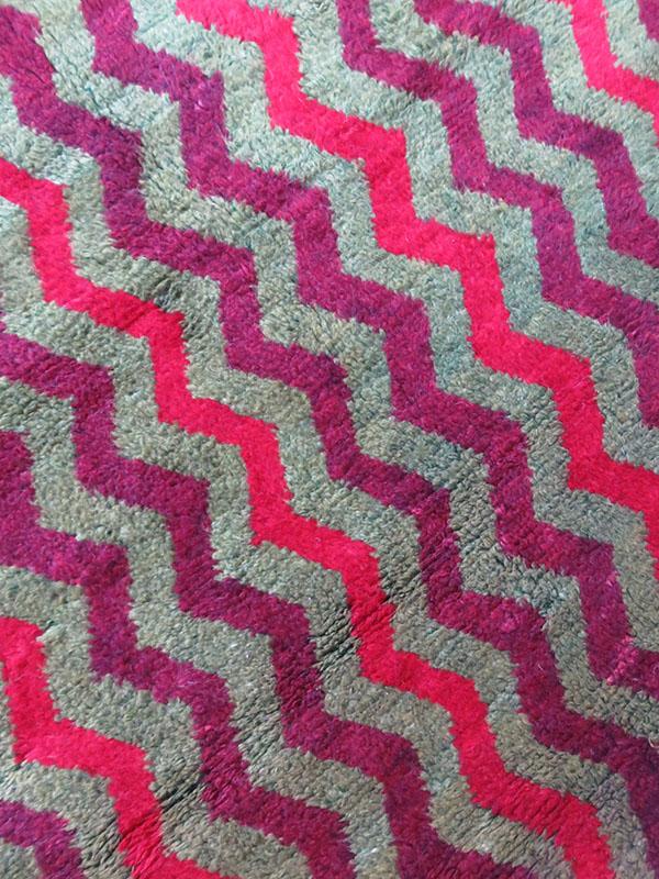 Anatolian – Konya Tribal all wool Tulu rug