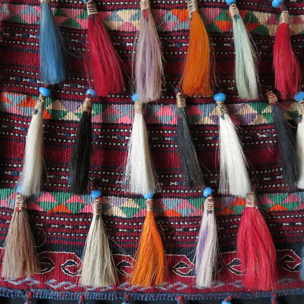 Anatolia - Balikesir Yuncu Turkmen tribal wool bag