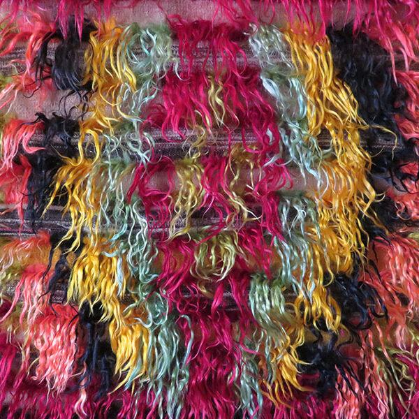Anatolia - Dazkiri Filikli Tulu tribal kilim - rug