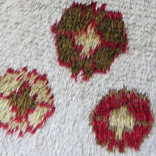 Anatolian - Konya tribal Tulu all wool rug