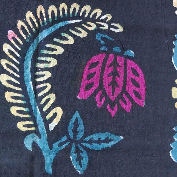 Turkey Istanbul Kandilli yazma block printed textile