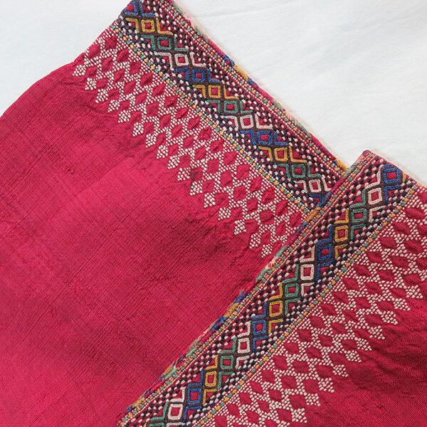 Central Asia - Turkmen GOKLAN tribal women's dress cuffs