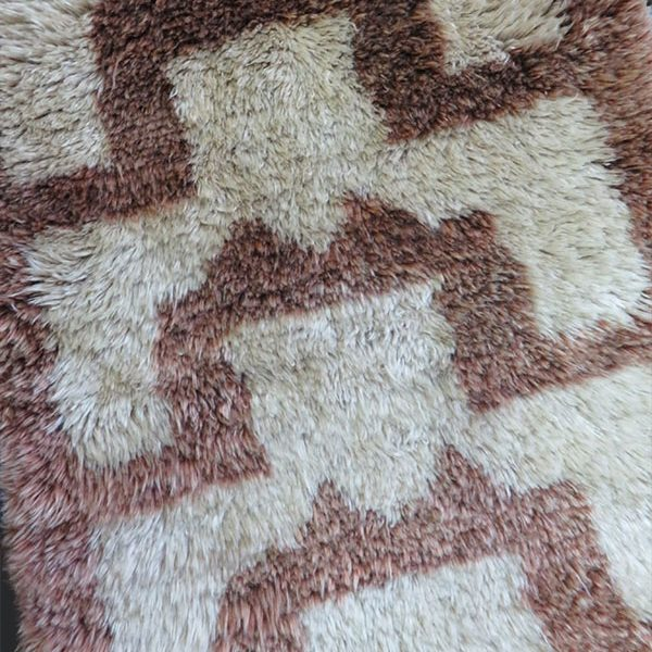 Anatolia - Taurus Mountains - tribal Tulu all wool rug