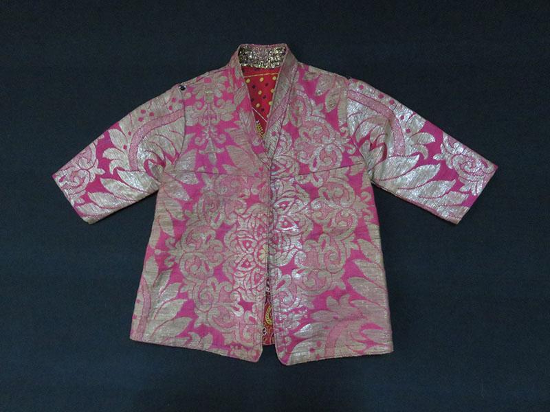 Uzbekistan silk vest 7CUMLIH1T
