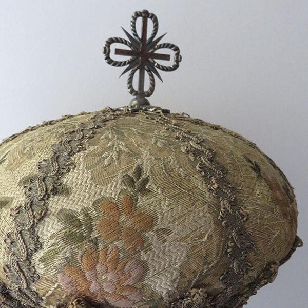 "Anatolian - Christian Orthodox ceremonial ""MITRE"" priest hat"