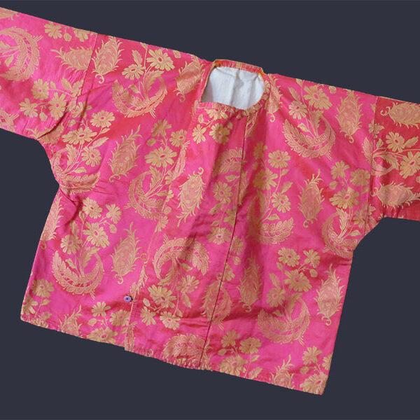 Anatolia – Bursa, antique OTTOMAN silk brocade shirt / blouse