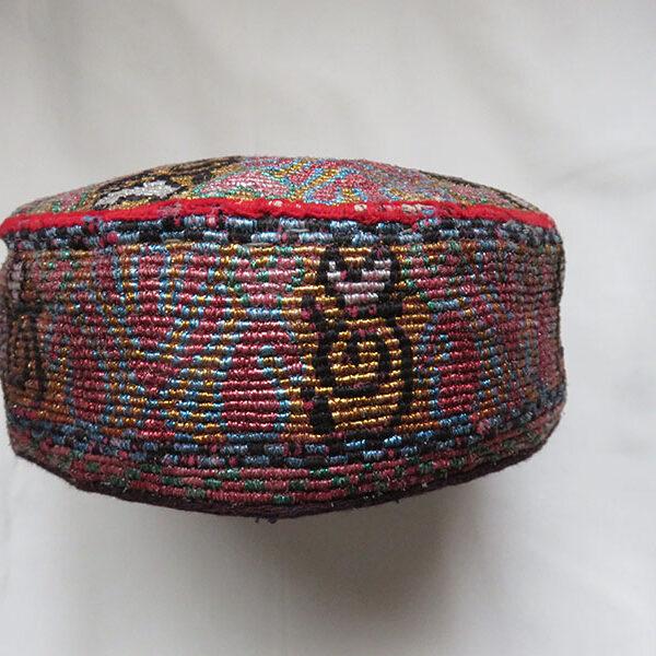 Afghanistan Kuchi tribal colorful hat