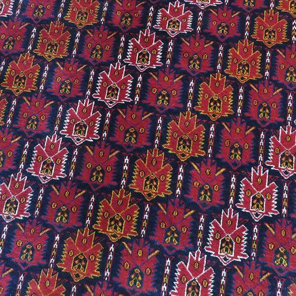 Afghanistan - Ersary Turkmen tribal all wool main rug