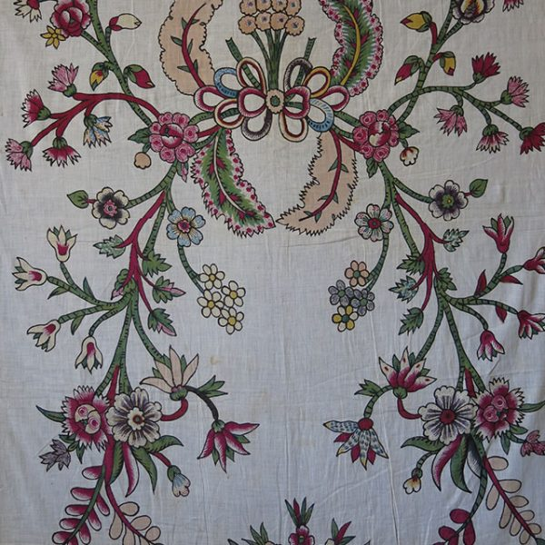 Anatolia – Tokat hand printed and painted wall hanging