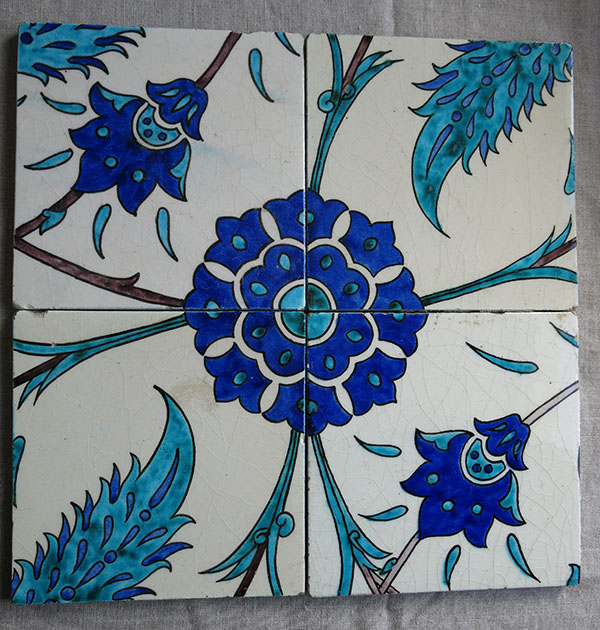 Lovely 1 Inch Hexagon Floor Tiles Thin 12X12 Floor Tiles Square 12X24 Ceramic Tile Patterns 2 X 12 Ceramic Tile Old 2X6 Subway Tile Pink3D Ceiling Tiles Anatolian Turkish Kutahya Antique Ceramic Tiles   TurkishFolkArt