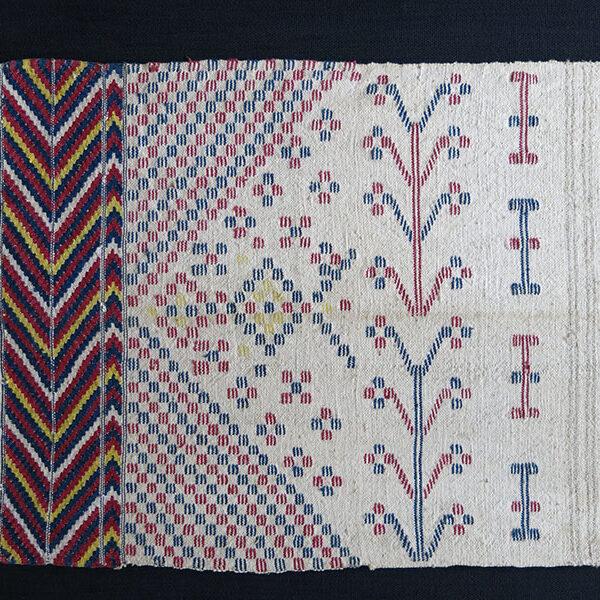 Anatolian Eskishehir, TARTAR ethnic hand loomed dowry textile