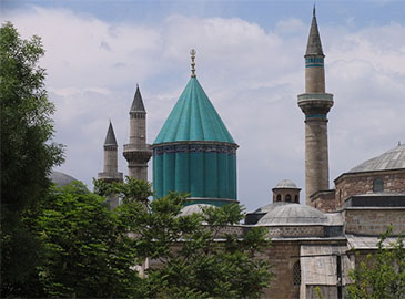 Konya City Center, Mevlana Museum
