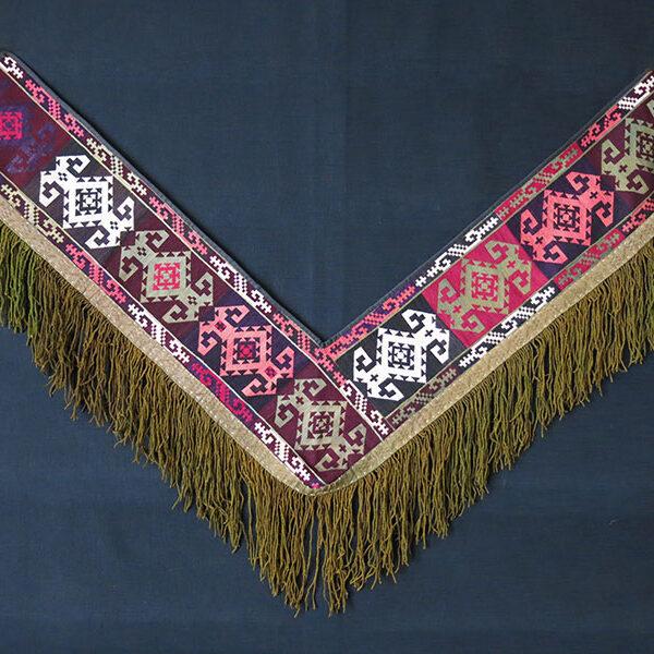 AFGHANISTAN LAKAI SAGUSHA, silk embroidered Bedding pile and wall hanging