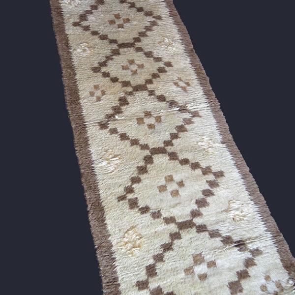 ANATOLIAN KONYA - KARAPINAR Turkmen old village rug