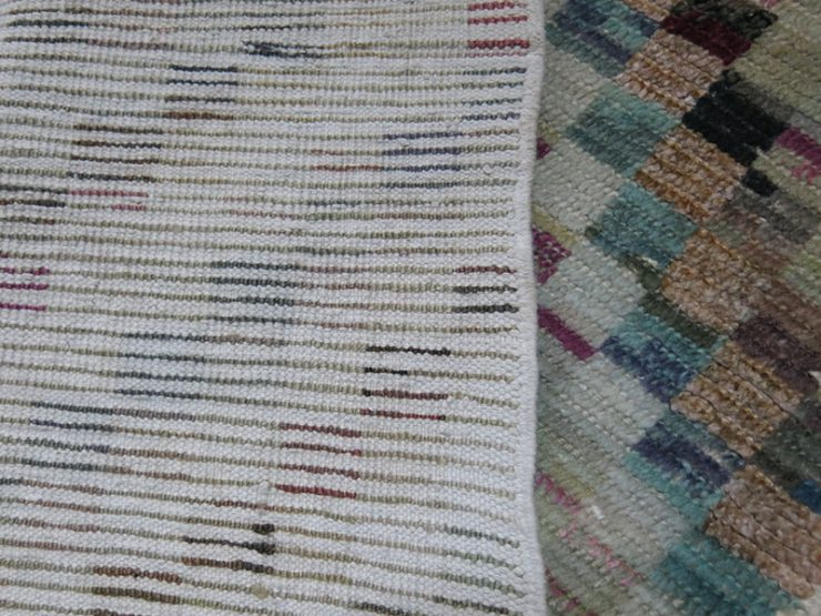WESTERN ANATOLIAN – DAZKIRI / CHAL wool and cotton vintage runner