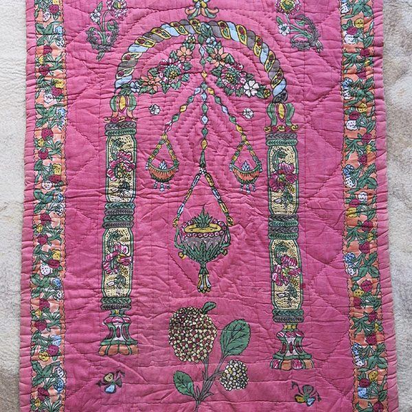 EAST ANATOLIA – TURKEY TOKAT hand block printed wall hanging