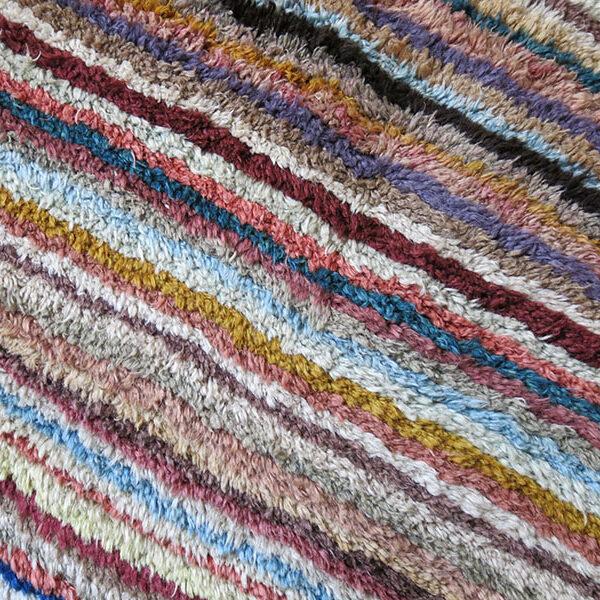 ANATOLIAN Western Pamukkale Turkmen GABBEH all wool rug