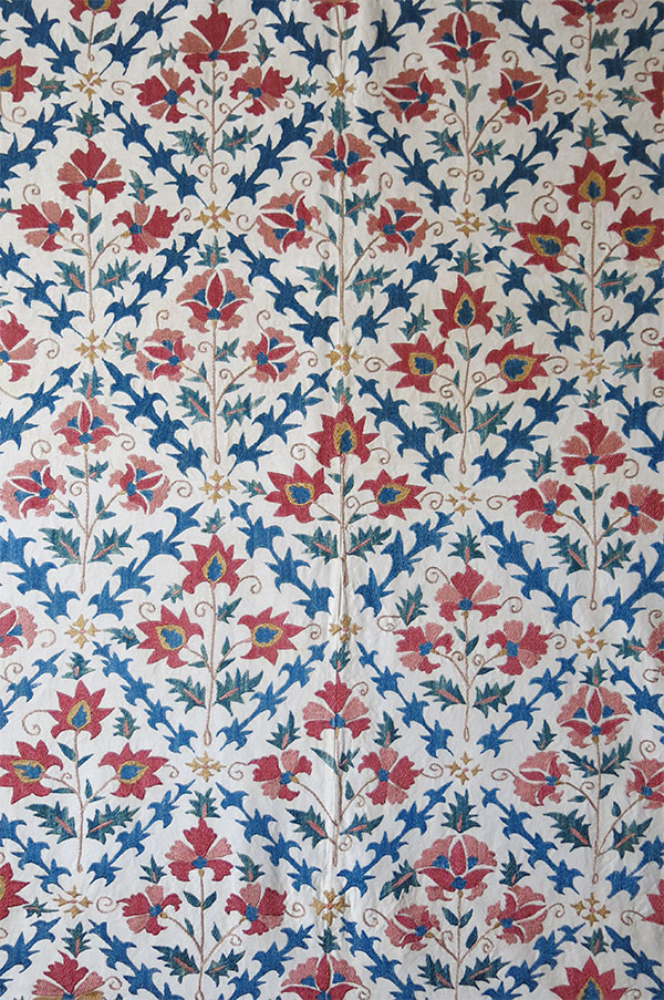 UZBEKISTAN - TASHKENT hand embroidery ethnic Suzani