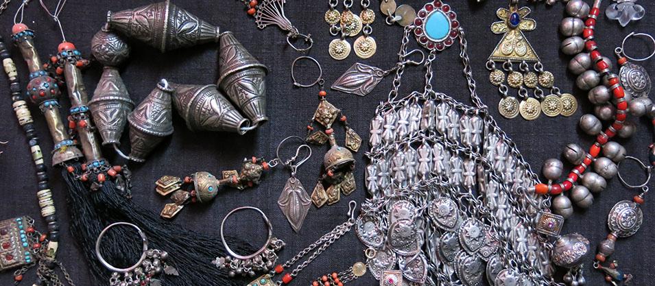 Ethnic and Tribal Jewellery | Ethnic Jewellery Online Shopping