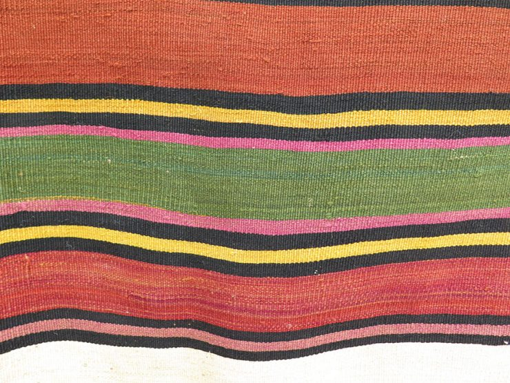 ANATOLIAN - EAST - SIVAS wool and camel hair kilim