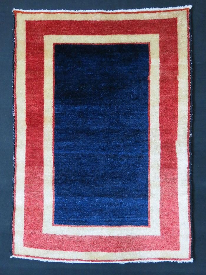 BAKTIARI SOUTHWEST of IRAN - Gabbeh Small rug / poshti