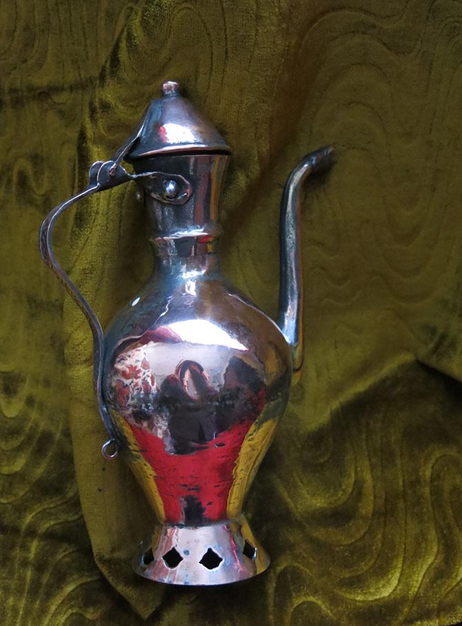 ANATOLIAN - TOKAT Turkmen copper mini ewer