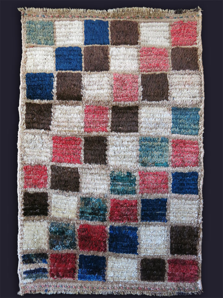 PERSAIN - LURI - QASHKAI small rug / Poshti