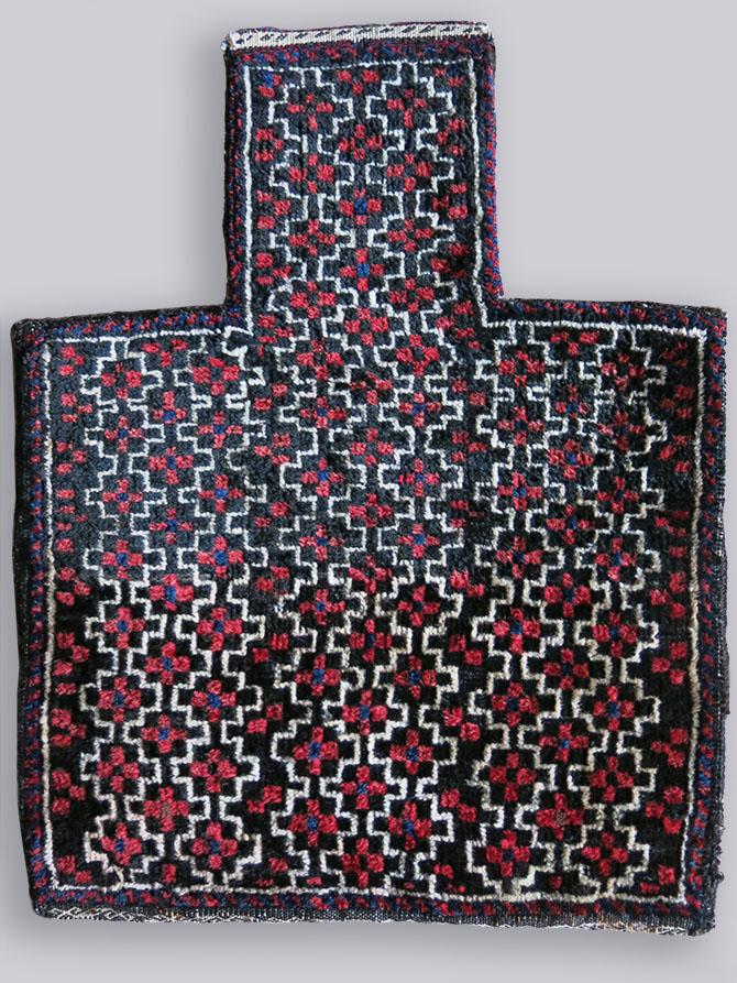 BALUCHISTAN of AFGHANISTAN – Tribal Baluch animal salt bag